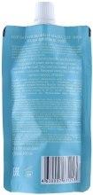 Голубая очищающая маска для лица на васильковой воде - Рецепты бабушки Агафьи Банька Агафьи — фото N2