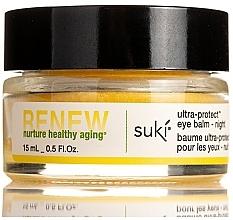 Парфумерія, косметика Бальзам для шкіри навколо очей, нічний - Suki Renew Ultra-Protect Eye Balm Night