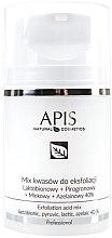 Духи, Парфюмерия, косметика Смесь кислот для пилинга - APIS Professional Lacticion + Pirogron + Milk + Azelaine 40%
