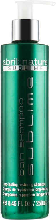 Шампунь для волос - Abril et Nature Hyaluronic Bain Shampoo Sublime