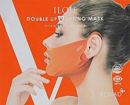Духи, Парфюмерия, косметика Корректирующая лифтинг-маска от второго подбородка - Konad Iloje Double Up V Lifting Mask