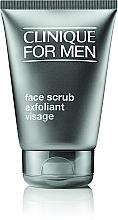 Духи, Парфюмерия, косметика Скраб для лица для мужчин - Clinique Men Face Scrub