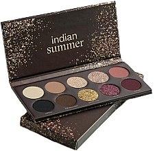 Духи, Парфюмерия, косметика Палетка теней для век - Paese Indian Summer Eyeshadow Palette