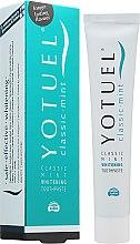 Духи, Парфюмерия, косметика Отбеливающая зубная паста - Yotuel Classic Mint Whitening Toothpaste