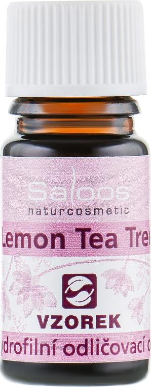 """Гидрофильное масло """"Лимонное чайное дерево"""" - Saloos (мини)"""
