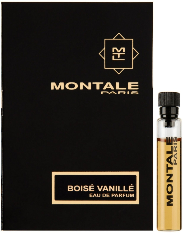 Montale Boise Vanille - Парфюмированная вода (пробник)