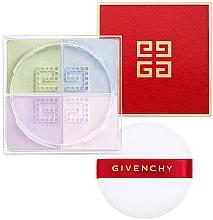 Духи, Парфюмерия, косметика Матирующая рассыпчатая пудра - Givenchy Prisme Libre Mat-Finish & Enhanced Radiance Loose Powder