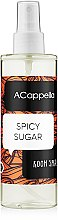 Духи, Парфюмерия, косметика ACappella Spicy Sugar - Интерьерные духи