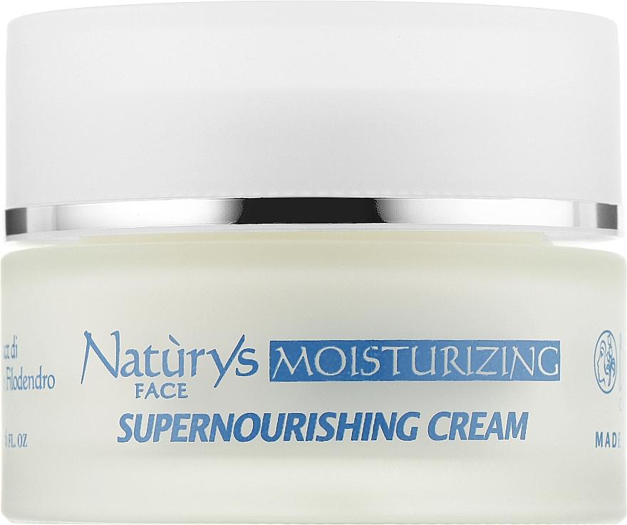 Крем для лица суперпитательный - Bema Cosmetici Naturys Vanity Supernourishing Cream