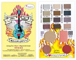 Духи, Парфюмерия, косметика Палетка - theBalm Palettes Balm Jovi Face Palette