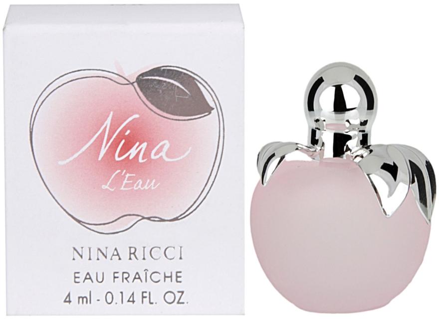 Nina Ricci Nina LEau - Туалетна вода (міні) — фото N1