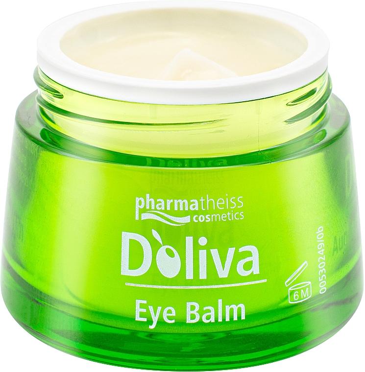 Бальзам-уход для кожи вокруг глаз - D'oliva Pharmatheiss Cosmetics