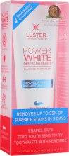 Духи, Парфюмерия, косметика Зубная паста отбеливающая - Luster Premium White Luster Power White Toothpaste