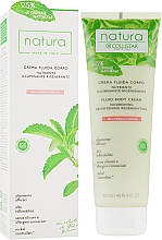 Духи, Парфюмерия, косметика Крем-флюид для тела - Collistar Natura Moisturising Illuminating Body Cream