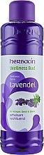 "Духи, Парфюмерия, косметика Средство для ванны ""Лаванда"" - Herbacin Wellness Therapy Bath Lavender"