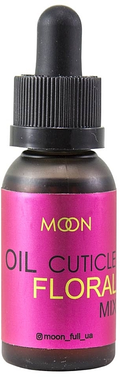 Масло для кутикулы - Moon Floral Mix Cuticle Oil