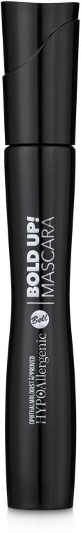 Гипоаллергенная тушь для ресниц - Bell Cosmetics HYPOAllergenic Bold Up! Intense Mascara