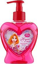 Духи, Парфюмерия, косметика Жидкое мыло с ароматом тропических фруктов - Disney Princess