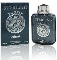 Positive Parfum Sterling Stabile - Туалетная вода