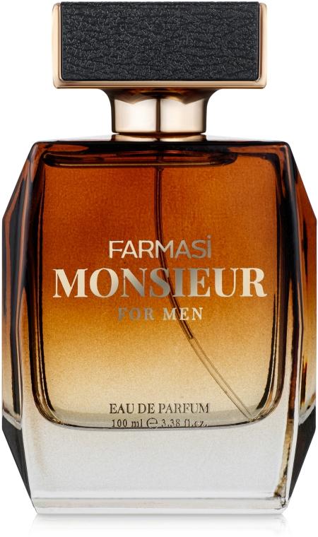 Farmasi Monsieur - Парфюмированная вода