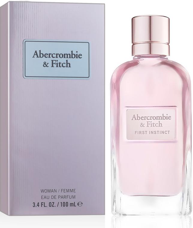 Abercrombie & Fitch First Instinct - Парфюмированная вода (пробник)