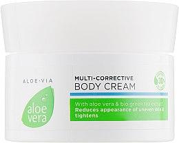 Духи, Парфюмерия, косметика Корректирующий крем для тела - LR Health & Beauty Aloe Vera Multi-Corrective Body Cream