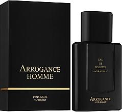 Духи, Парфюмерия, косметика Arrogance Pour Homme - Туалетная вода