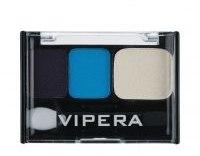Духи, Парфюмерия, косметика Тройные тени для век - Vipera Eye Shadows Tip Top
