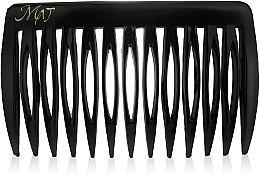 Духи, Парфюмерия, косметика Гребень для волос, черный, NC691-001 - Mari N.
