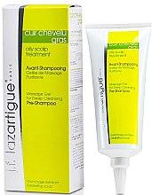 Духи, Парфюмерия, косметика Массажный гель для глубокого очищения кожи головы - J. F. Lazartigue Massage Gel For Dep Cleansing Pre-Shampoo
