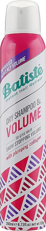 Сухой шампунь - Batiste Dry Shampoo & Volume