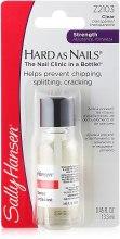 Духи, Парфюмерия, косметика Средство для укрепления ногтей прозрачное - Sally Hansen Hard As Nails