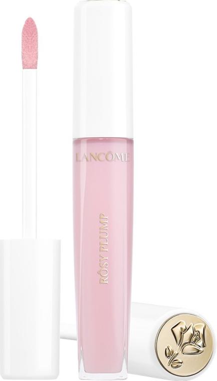 Блеск для губ, придающий объем - Lancome L'Absolu Rosy Plump