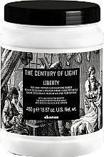 Духи, Парфюмерия, косметика Обесцвечивающая пудра для техник свободной руки - Davines The Century of Light Liberty Free Hand Premium Hair Bleaching Powder