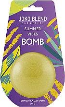 Бомбочка-гейзер для ванны - Joko Blend Summer Vibes — фото N1