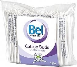 Духи, Парфюмерия, косметика Ватные палочки с микрофиброй - Bel Cotton Buds