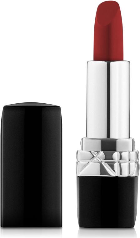 Увлажняющая губная помада - Dior Rouge Dior Ultra Rouge (пробник)