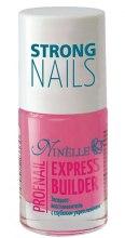 Духи, Парфюмерия, косметика Экспресс-восстановитель ногтей с глубоким укреплением - Ninelle Express Builder Profnai