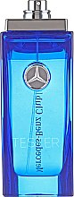 Духи, Парфюмерия, косметика Mercedes Benz Club Blue - Туалетная вода (тестер без крышечки)