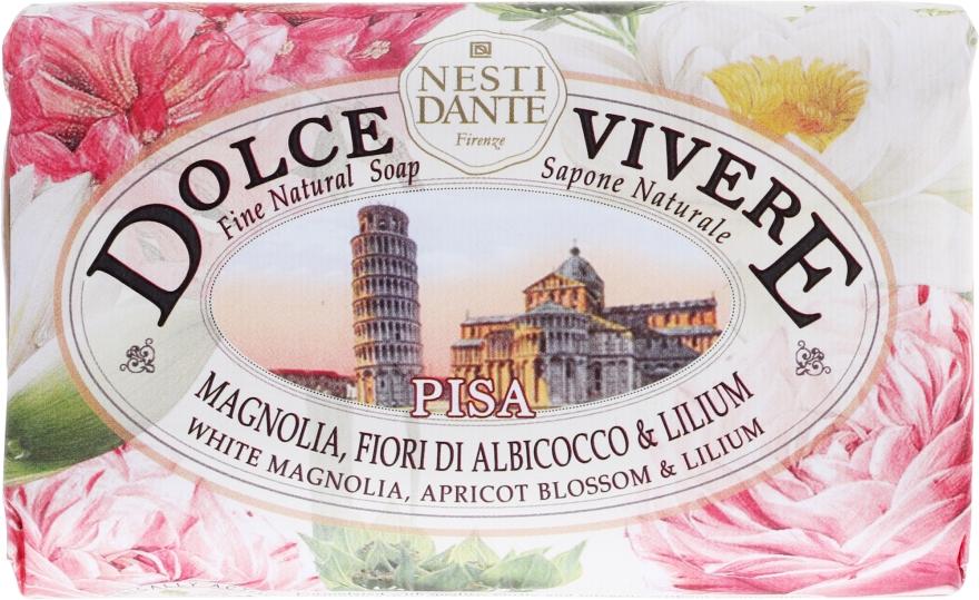"""Мыло """"Пиза"""" - Nesti Dante Dolce Vivere Pisa"""