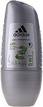 Духи, Парфюмерия, косметика Дезодорант шариковый - Adidas Action3 Cool&Dry/М 6 в 1