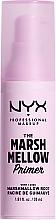 Духи, Парфюмерия, косметика Праймер для лица - NYX Professional Makeup Marshmallow Smoothing Primer