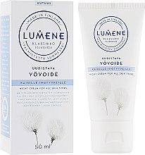 Духи, Парфюмерия, косметика Восстанавливающий ночной крем для всех типов кожи - Lumene Klassikko Restoring Night Cream
