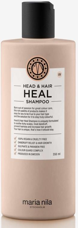 Шампунь для волос от перхоти - Maria Nila Head & Hair Heal Shampoo — фото N2