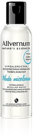 Гипоаллергенная мицеллярная вода - Allvernum Nature's Essences Micellar Water