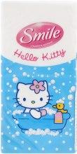 "Духи, Парфюмерия, косметика Сухие салфетки ""Hello Kitty"" 10шт, голубые - Smile Ukraine Hello Kitty"
