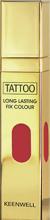 Духи, Парфюмерия, косметика Блеск для губ с эффектом татуажа - Keenwell Star Gloss Tattoo Colour