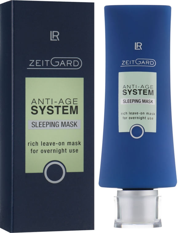 Ночная маска для лица - LR Zeitgard Anti-Age System Sleeping Mask