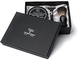 Духи, Парфюмерия, косметика Набор - Taylor of Old Bond Street (shaving/cr/150g + razor/1pc + shaving brush/1pc)
