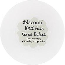 Масло какао - Nacomi Natural Kakao Butter — фото N1